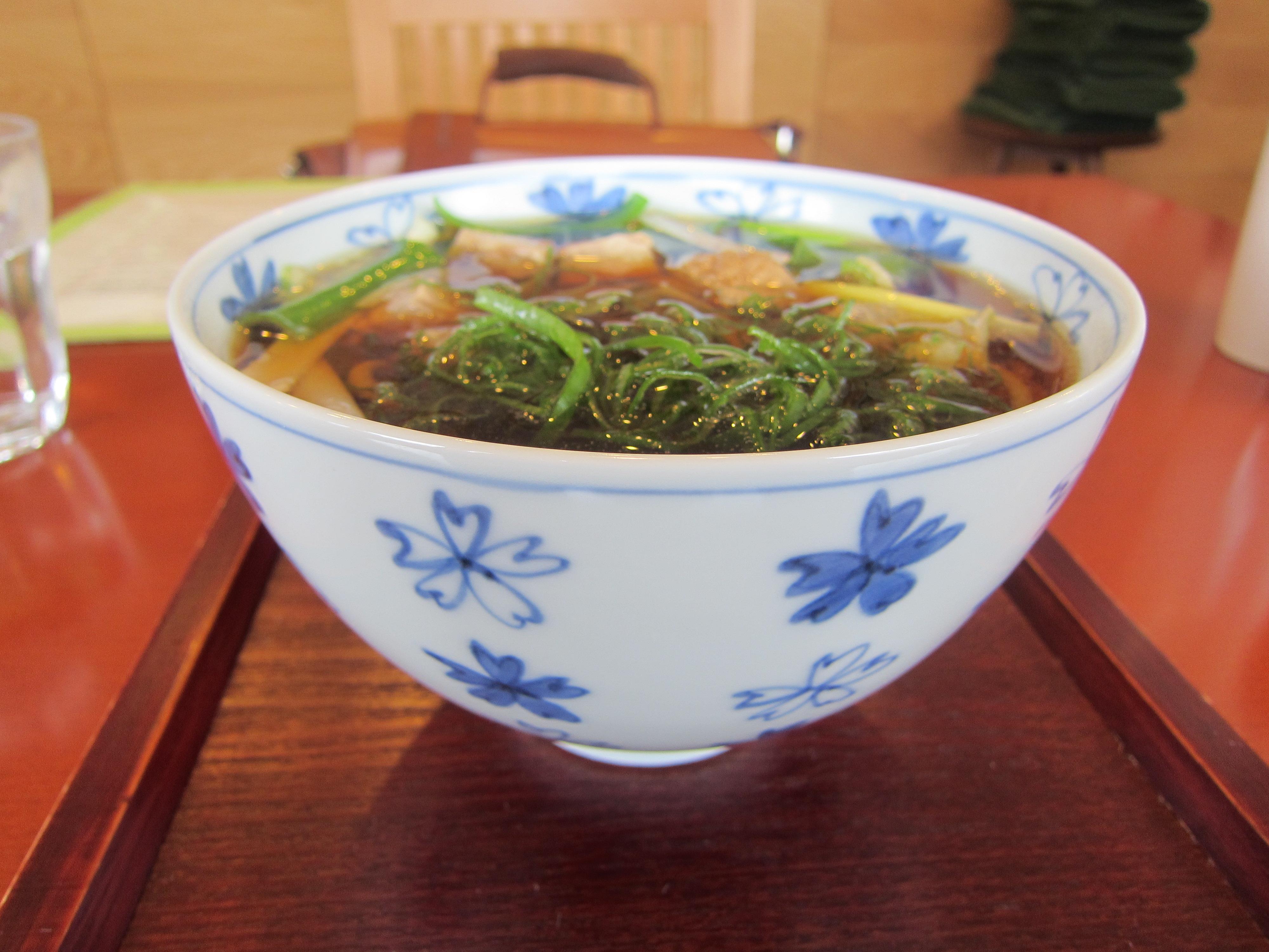 札幌市『蕎麦:惜しくも閉店(2)』