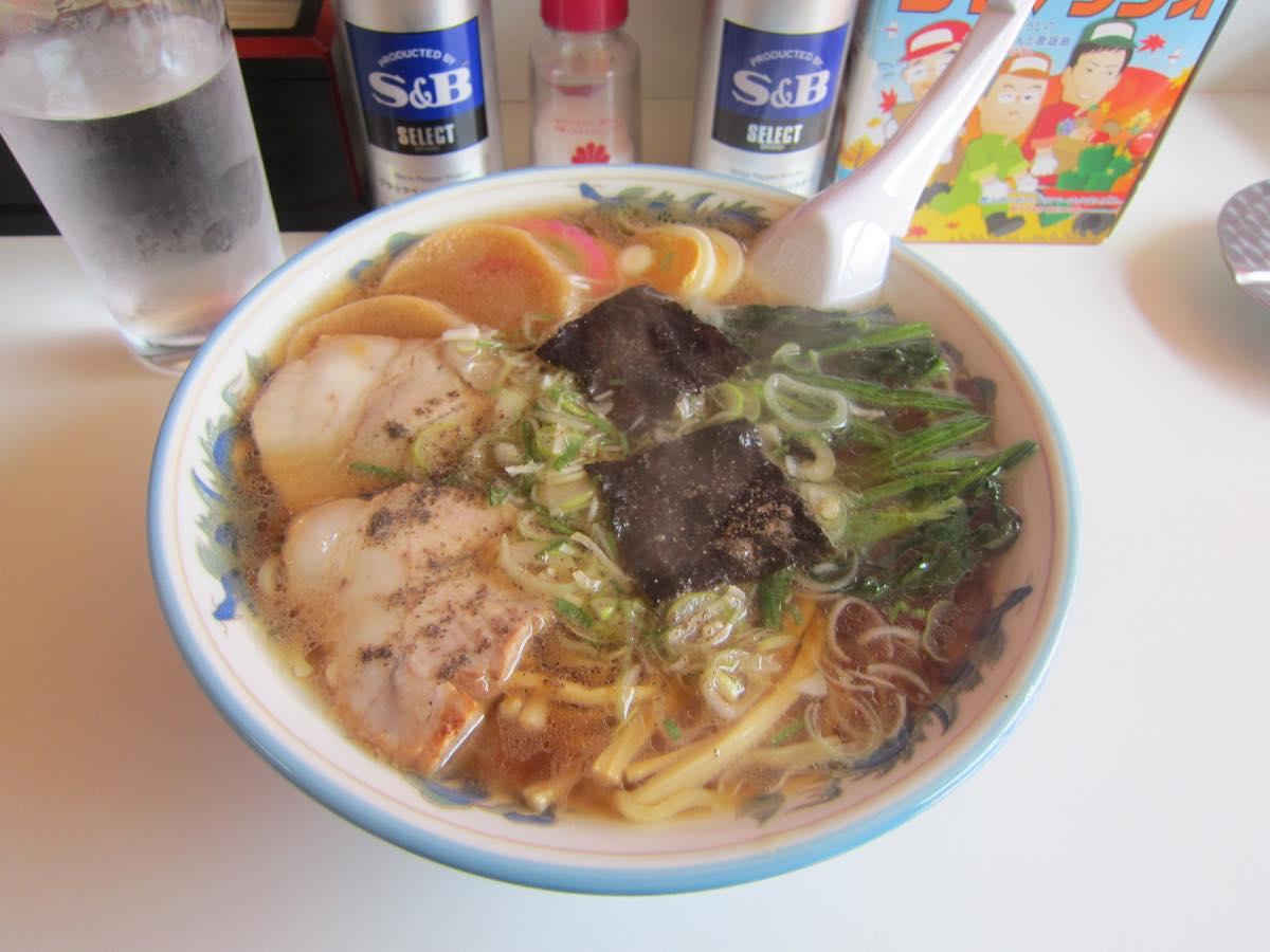 札幌市豊平区『味の清ちゃん』