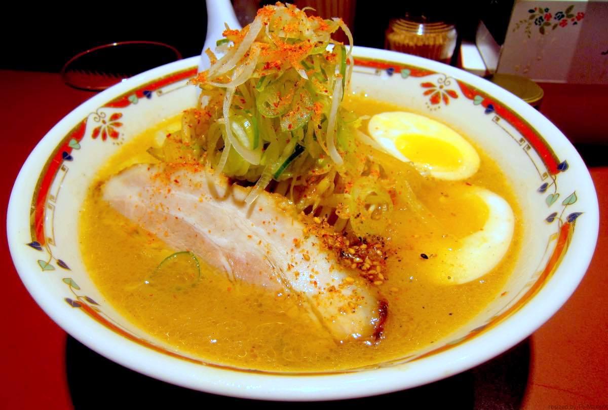 札幌市中央区『狼スープ』