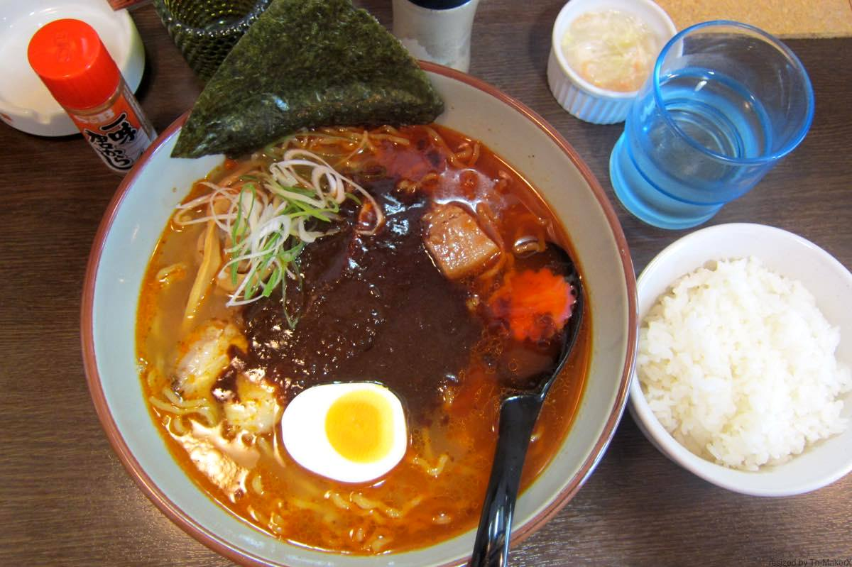 札幌市西区『てんばや』