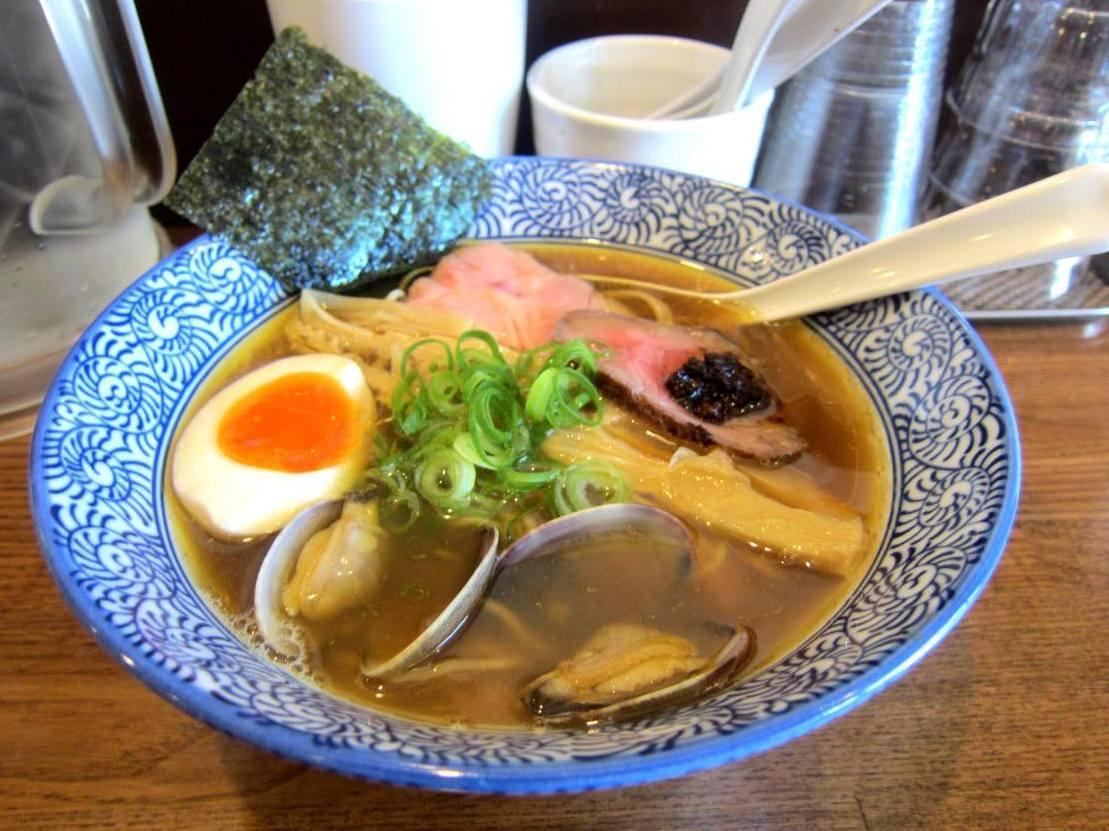 札幌市中央区『麺屋169』