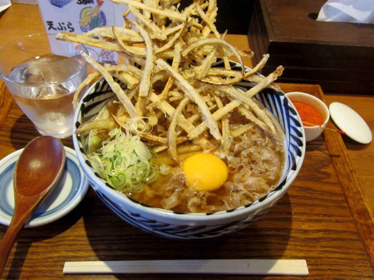札幌市中央区『増田うどん』