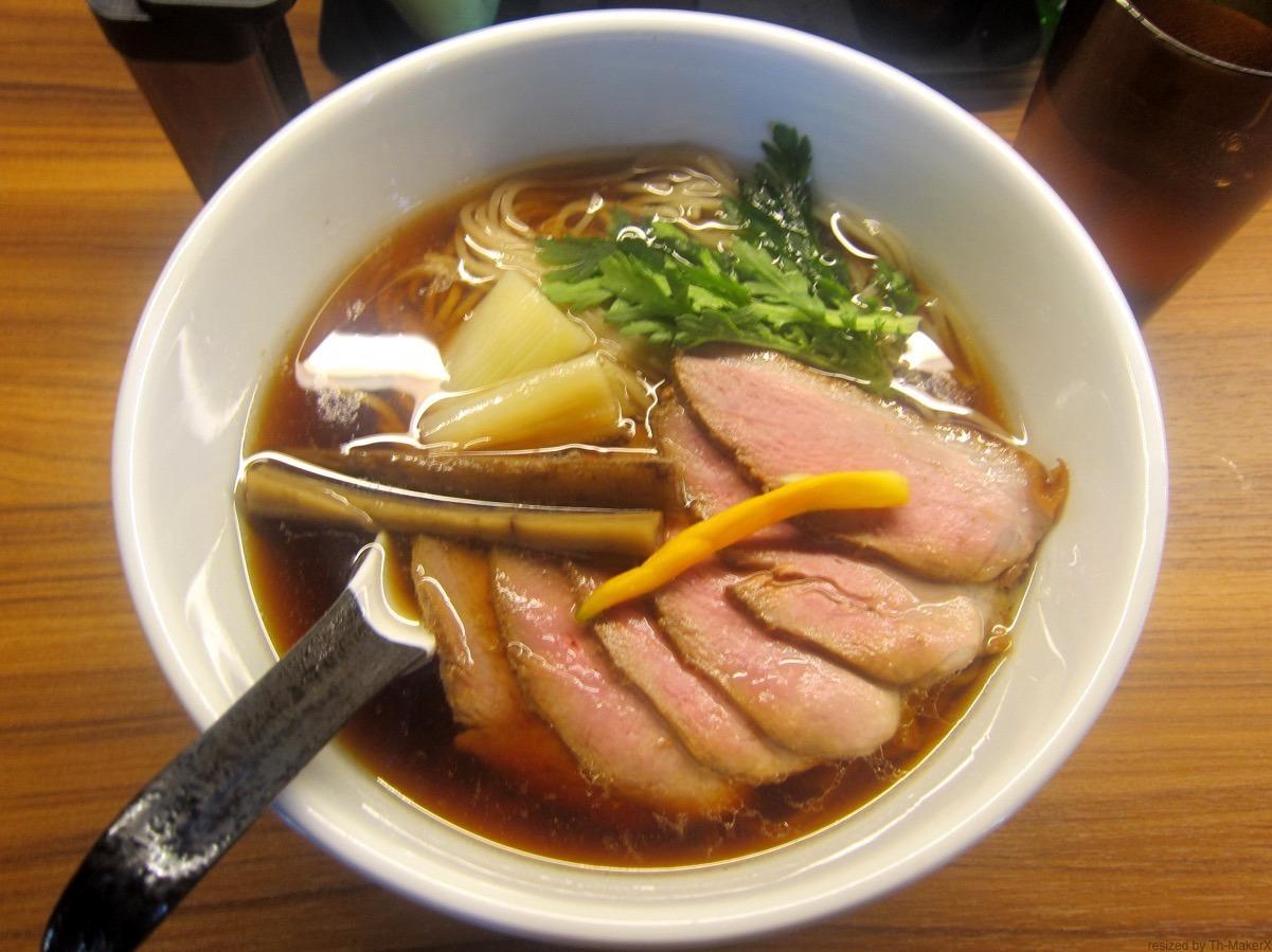札幌市東区『DUCK RAMEN EIJI:ダックラーメン・エイジ』