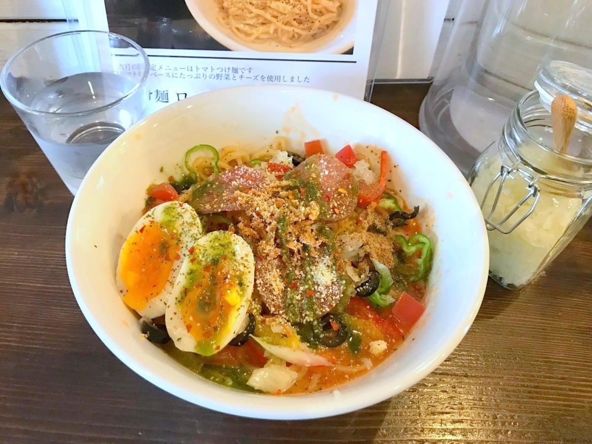 札幌市豊平区『RamenStop BON:ラーメンストップ ボン』(3回目の投稿)