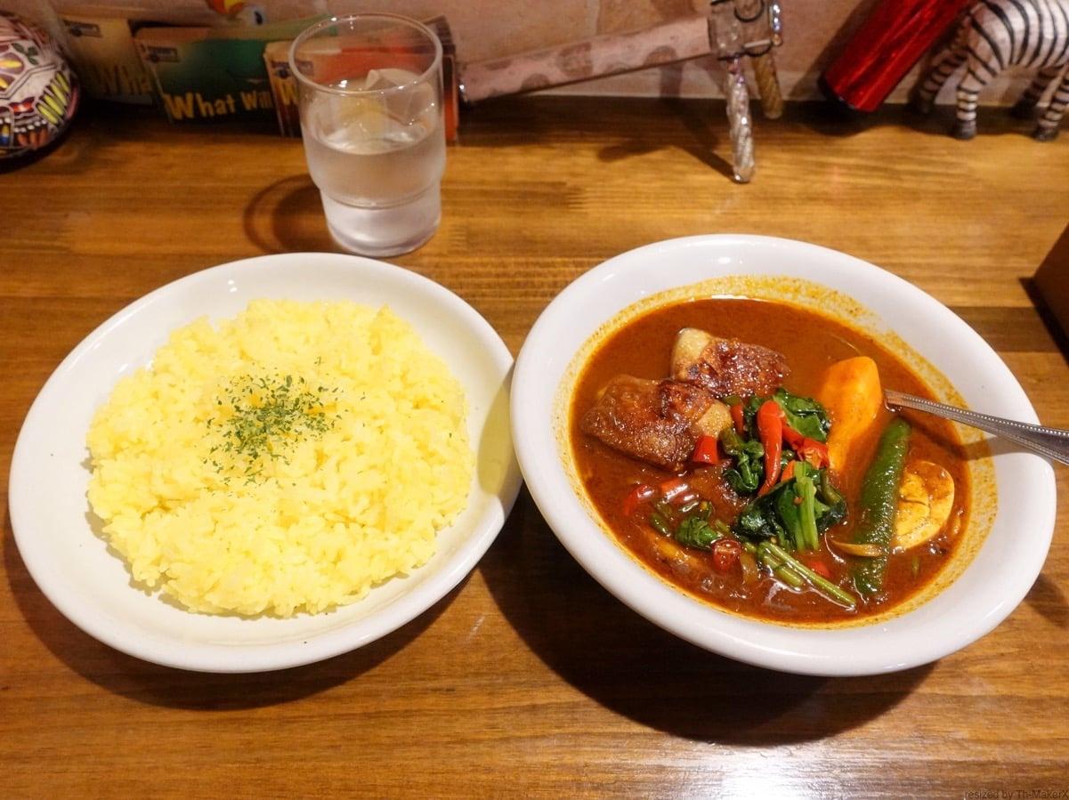 札幌市豊平区『CURRY LEAVES:カレー・リーブス』 (2回目の投稿)