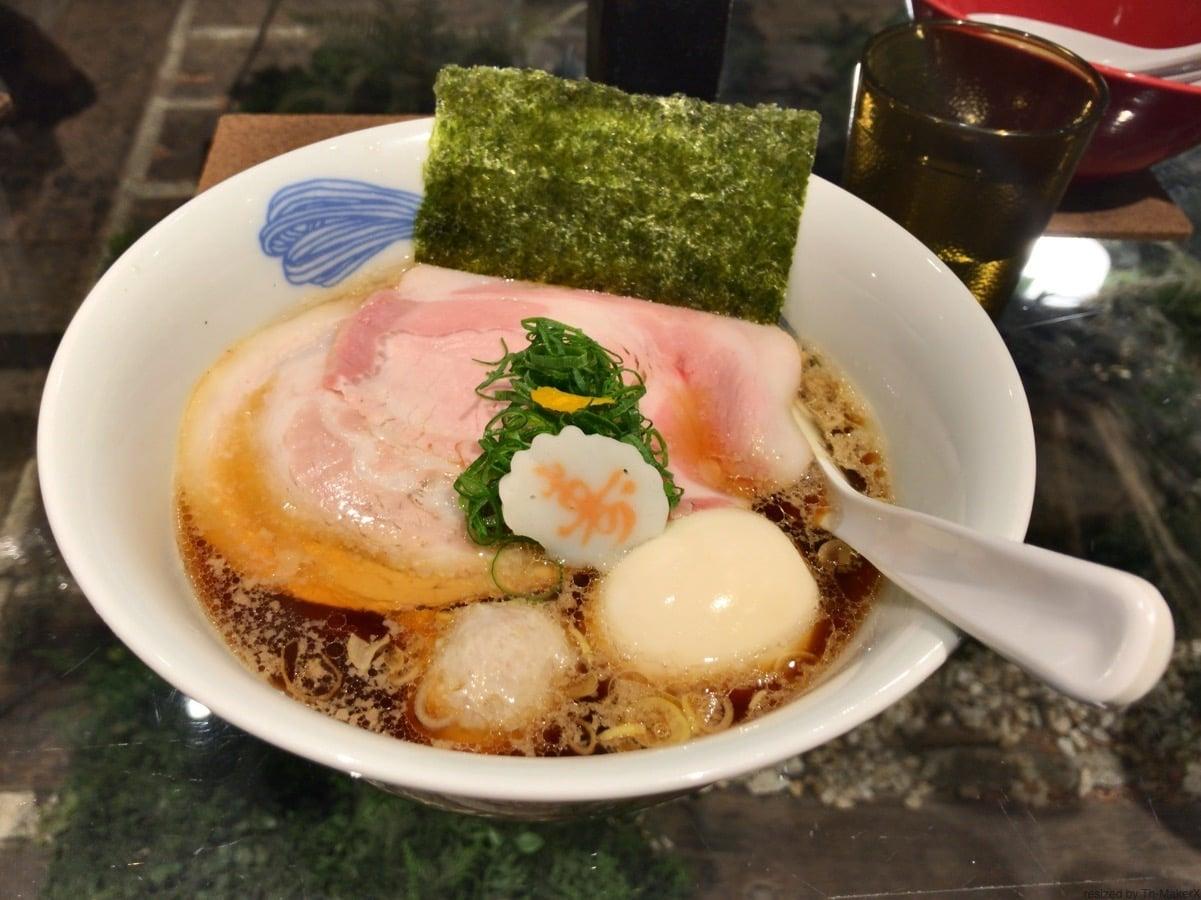 札幌市中央区『Japanese Ramen Noodle Lab Q / ジャパニーズ ラーメン ヌードル ラボ キュー』(2回目の投稿)