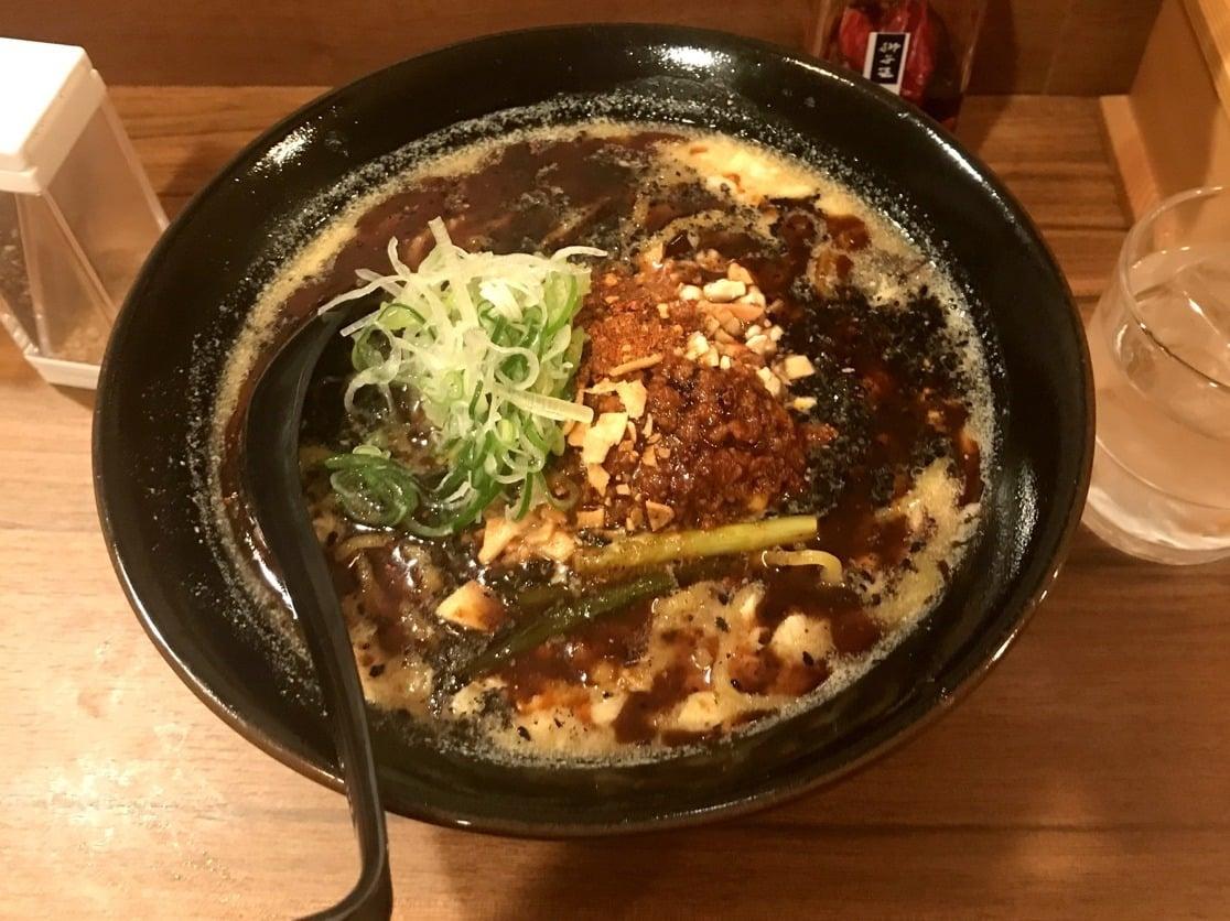 札幌市中央区『担々麺 獅子王』